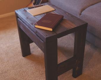 Handmade Rustic Style Coffee Table