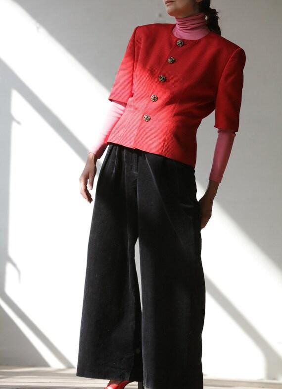 Celine vintage 80s jacket