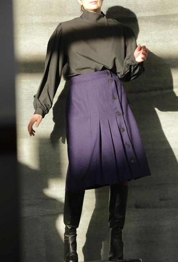 Celine vintage 1980s skirt
