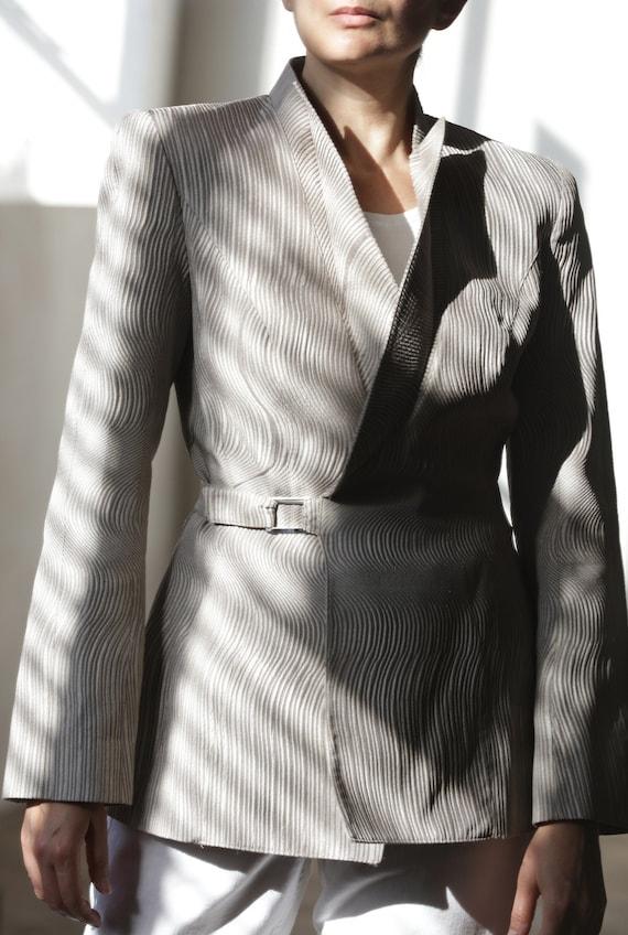 Vintage Thierry Mugler 90s Jacket - image 2