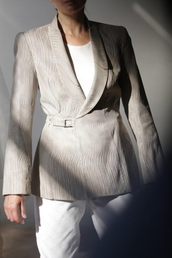 Vintage Thierry Mugler 90s Jacket - image 6