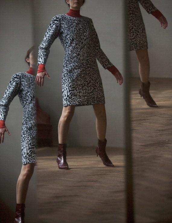 Yves Saint Laurent Rive Gauche dress