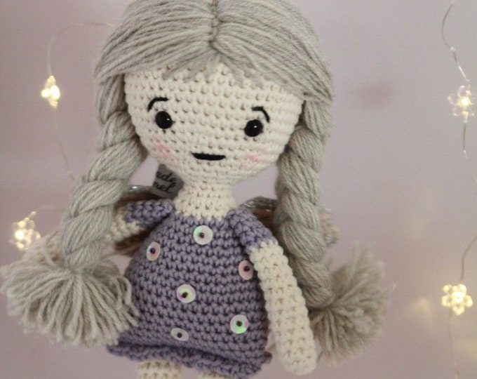 Christmas Angel-Little Angel Doll
