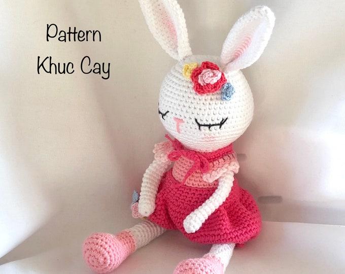 Vivi the Bunny van Khuccay -- Handmade by Omanel
