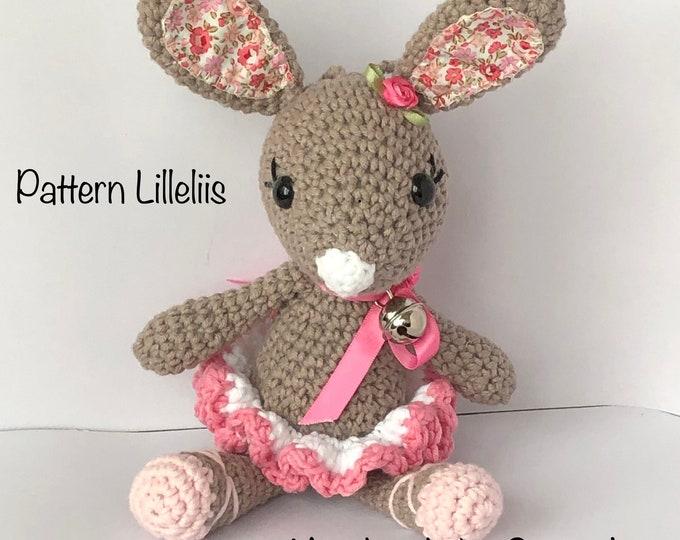 Little Ballerina Bunny-Small Ballerina Hare