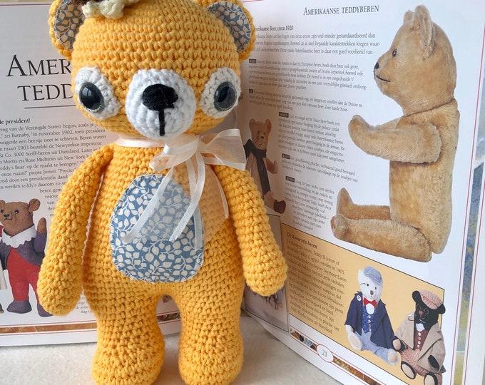 Bear - Handmade by Omanel