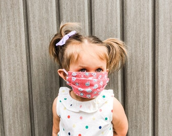 IMPERFECT SALE - Toddler mask 5 pack