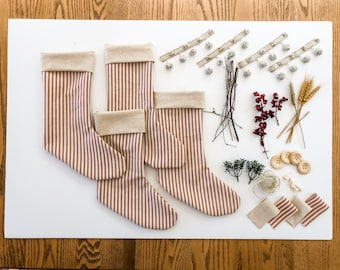Decorate Your Own Stockings | Create your own | Stocking | Holiday Stockings | custom Stocking | handmade