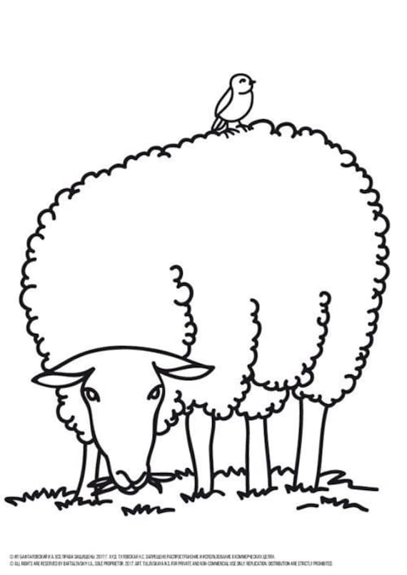 Barnyard Animals coloring page | Free Printable Coloring Pages | 806x570