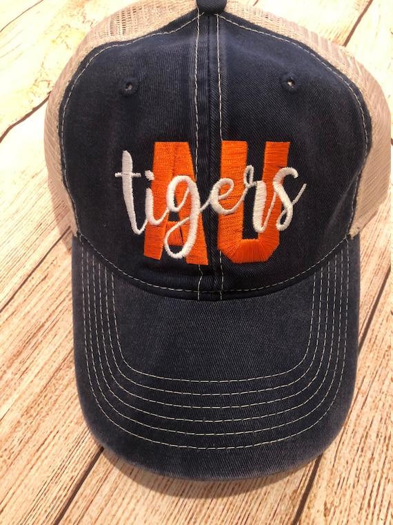 purchase cheap a19c4 23ca2 ... official store auburn trucker hat auburn university university hat  tigers etsy 7ea48 890a1 new ...