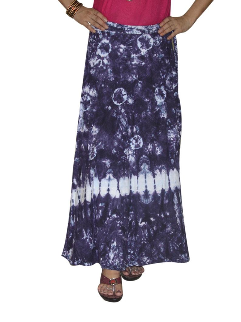wholesale dealer 5eea5 eeb84 Indiano avvolgere gonna pareo stampati, tradizionale Wraparound gonne,  gonna stampati, design pattern di grembiule avvolgere gonna Boho Wrap Dress