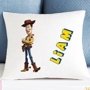 Pillowcase Bedding Pillow case Toddler Personalized Gift Kids Nursery Boy Girl 13x18 Organic 14x20