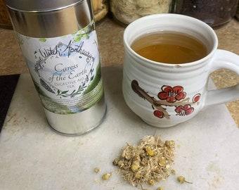 Caress of the Earth Digestive Aid Tea / Tummy Tea / IBS Tea / Digestive Tea