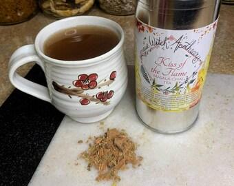 Kiss of the Flame Chai Tea / Masala Chai Tea