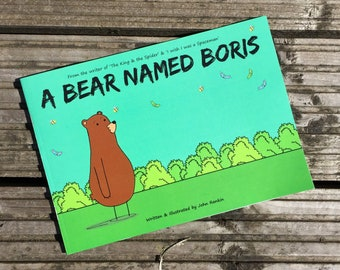 A Bear named Boris