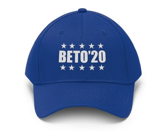 Beto 2020 Cap Unisex Embroidered Hat ~ Beto O Rourke  d9f4bd7146a3
