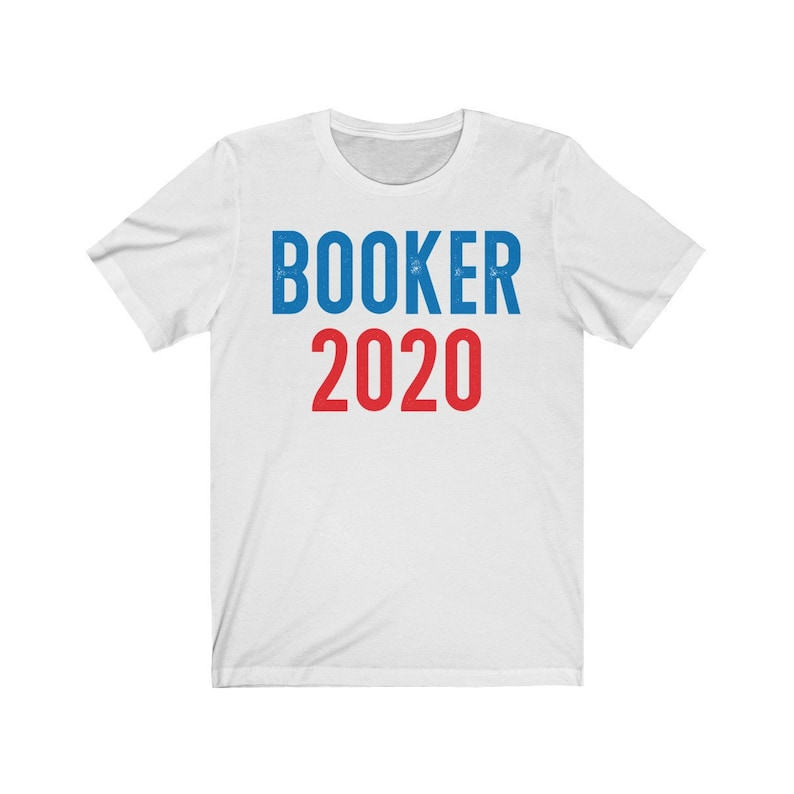 New Jersey Elections 2020.Cory Booker 2020 Shirt Blue Wave New Jersey Democratic Candidate General Election Senator Booker Unisex T Shirt 2020 Election