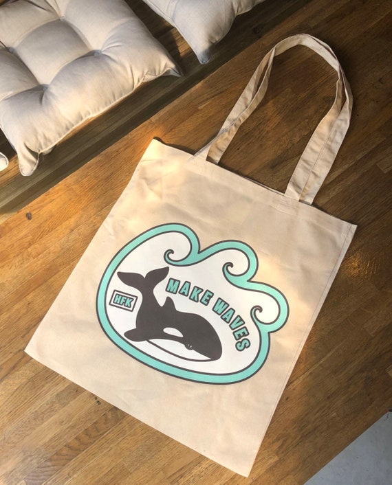 HFK Make Waves Vegan Tote Bag
