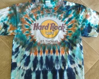 0bb2881a6e381 Hard Rock tye dye tee