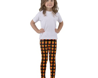 French Fry Kids Leggings Matching Mommy