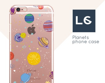 3903487c5f4 Planets iPhone 6 Case