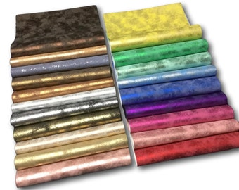 VINTAGE MARBLE Leatherette, Faux Leather Sheets, Fabric Sheets, 20 Colors Available, Leather for Earrings