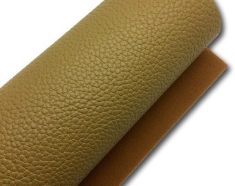 FAWN Faux Leather Sheets, Textured Faux Leather, Fabric Sheet, 7.5x13 Faux Leather, DIY Hair Bows, Faux Leather