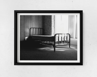 Digital Print   Wall Decor   Antique Bed at Malvern Manor