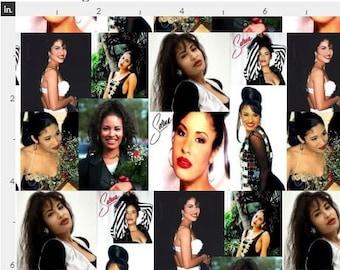 Selena Fabric
