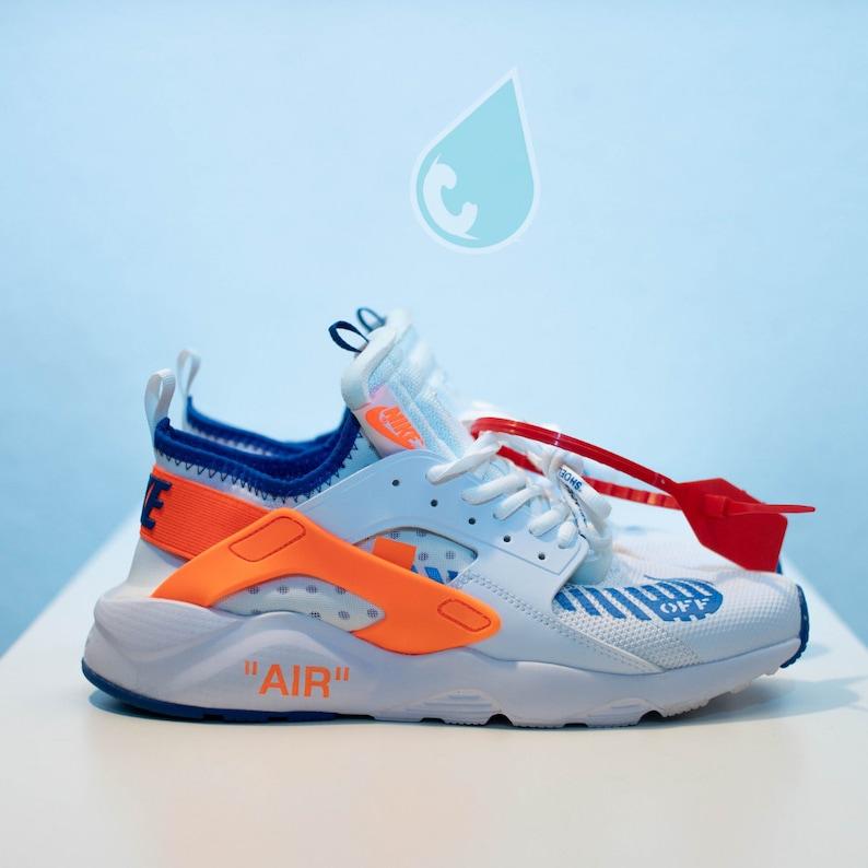 34aceb56c1dc Nike Huarache Off White Customs
