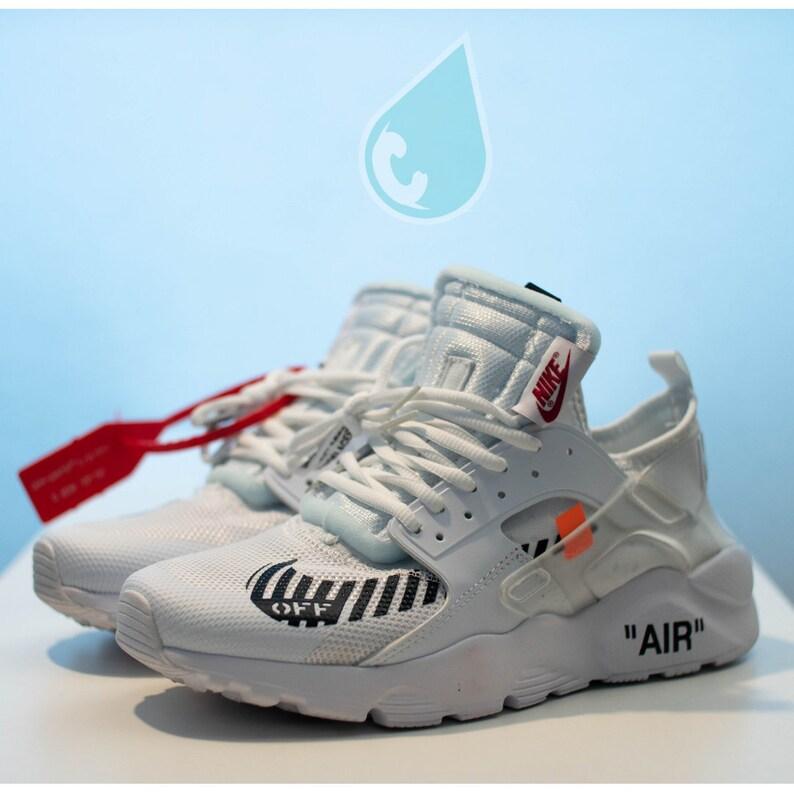 fedabcaa0f80 Nike Huarache OFF WHITE Customs