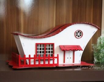 Creative home style Napkin Holder