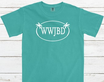 WWJBD- Jimmy Buffett Unisex T-Shirt 9be7a4daf16d