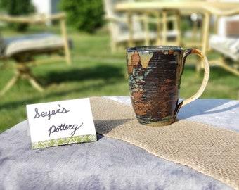 Patchy mug
