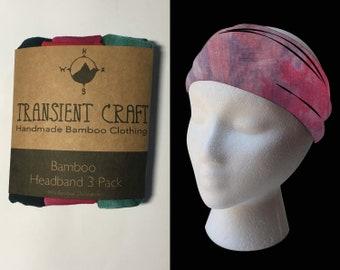 efacbe9de61cc4 Bamboo Headband Three Pack