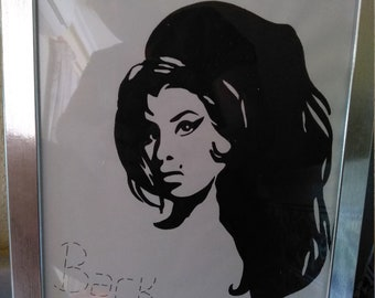 Winehouse Drawing