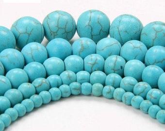 5pc Perles Turquoise Synthèse Étoiles 20mm Noir   4558550012876