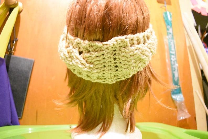 The Huntress Headband Pattern