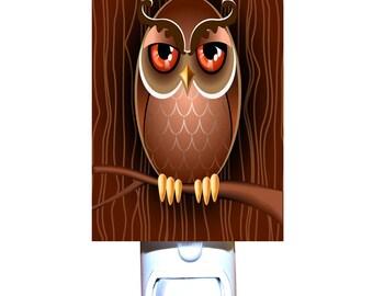 Superbe Owl Patio Lights | Etsy