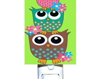 Owl Patio Lights | Etsy