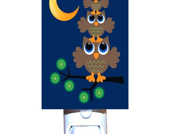 Attrayant Owl Patio Lights | Etsy