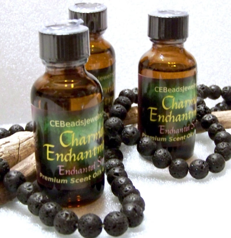 Enchanted Scents Premium Scent 1oz Perfume Aromatherapy Diffuser Oils  Handcrafted Metaphysical Wicca Religious Incense Ritual Cosmetic Grade