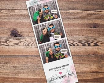 Photo Booth Strips Etsy