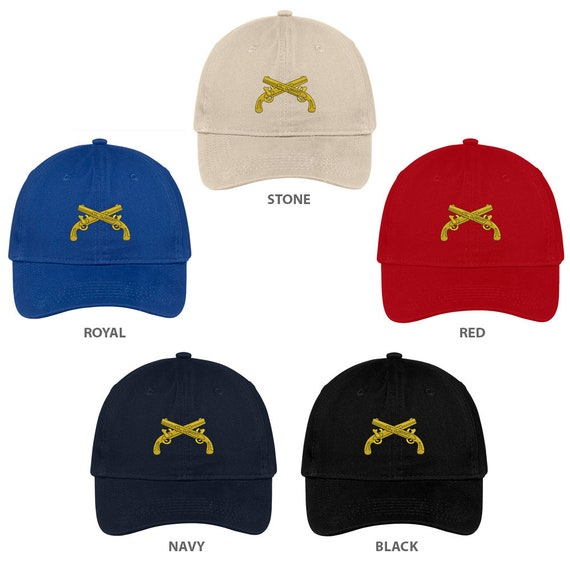 Stitchfy Military Police Embroidered Low Profile Soft Cotton Brushed Cap