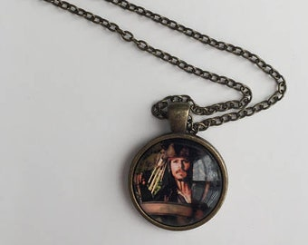 Pirates of the Caribbean Jack SparrowNecklace