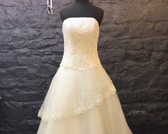 CLASSIC Beaded Lace and Organza