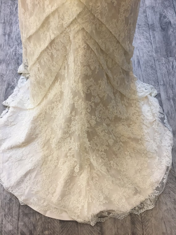Bridal Sheath Fitted Sexy Back With A0ZwZ5Pq