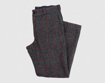 7ea6a76a94c6a Vintage Johnson Wool Pants