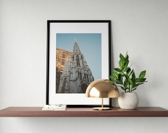 St. Patrick's Cathedral - Photography Print