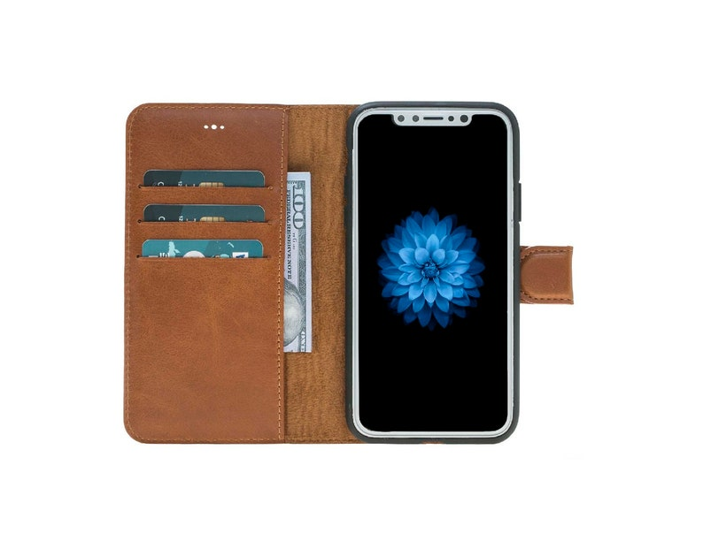 best service a9349 a3ba7 iPhone X Case, iPhone XS Leather Case, Leather iPhone X Case, iPhone X  Wallet Case, iPhone Xs Case, Personalized iPhone xs, Gift for him